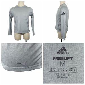 ExcCond Adidas Climalite FreeLift Long Sleeve Tee